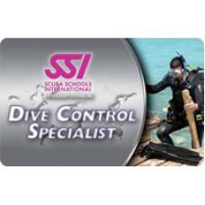 Dive Control Specialist (Hjælpe Instruktør)