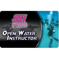 Open Water Instructor ITC