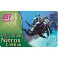 Nitrox Ean 40%