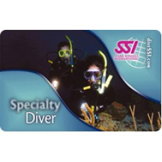 Speciality Diver